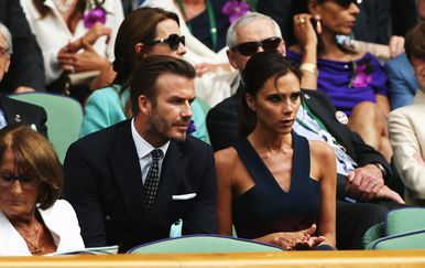 Victoria i David Beckham (Foto: Getty Images)