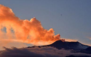 Etna (Foto: AFP)