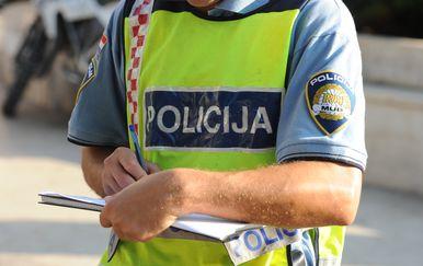 Policijski očevid, ilustracija (Foto: Pixsell,Hrvoje Jelavić)