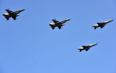 MiG 21 (Foto: Hrvoje Jelavic/PIXSELL)