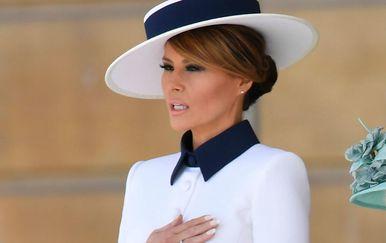 Melania Trump u haljini Dolce & Gabbana - 1