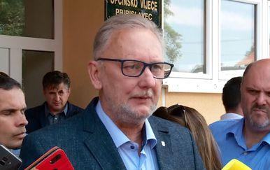 Ministar Davor Božinović (Foto: Dnevnik.hr)