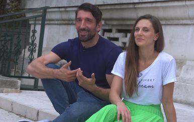 Slavko Sobin i Gabriela Pilić (Foto: Dnevnik.hr)