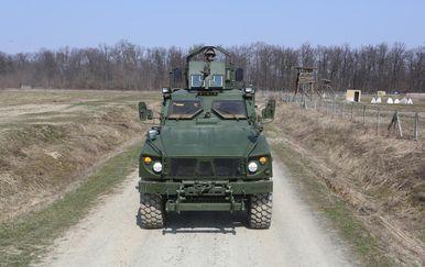 Vojno vozilo, ilustracija (Foto: Marko Mrkonjic/PIXSELL)