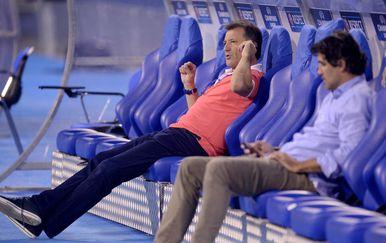 Zdravko i Zoran Mamić (Photo: Marko Prpic/PIXSELL)