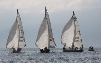 Održana 7. medijska regata (Foto: Dnevnik.hr) - 1
