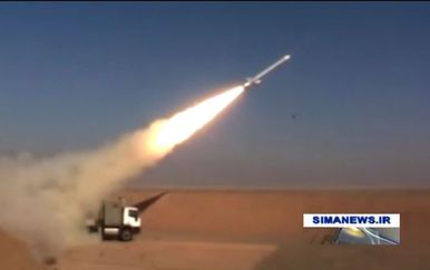 Testiranje projektila, ilustracija (Foto: AFP)