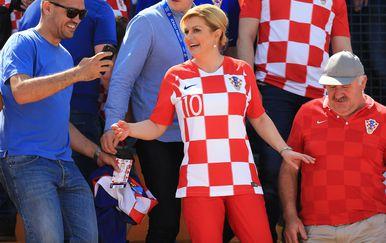 Kolinda Grabar Kitarović (Foto: Davor Javorovic/PIXSELL/PIXSELL)