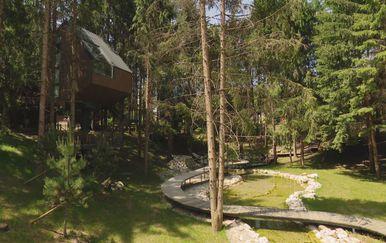Glamurozno kampiranje u blizini Plitvičkih jezera (Foto: Dnevnik.hr)