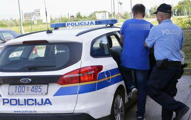 Vozač kamiona koji je u Novskoj usmrtio dvije djevojčice (Foto: Nikola Cutuk/PIXSELL)