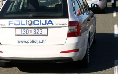 Policija (Foto/Arhiva: Dusko Jaramaz/PIXSELL)