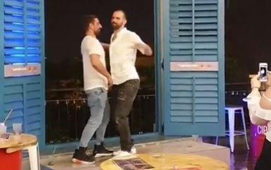 Ivan Šarić i Slavko Sobin (Foto: Instagram)