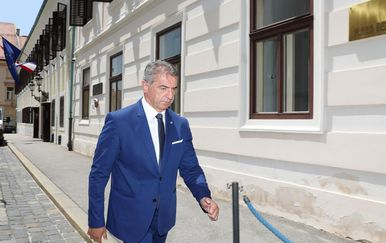 Darko Milinović dolazi u Vladu (Foto: Patrik Macek/PIXSELL)