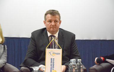 Ivica Kirin, gradonačelnik Virovitice (Foto: Damir Spehar/PIXSELL)