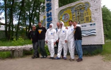 Turisti u Čenobilu (Foto: Dnevnik.hr) - 7