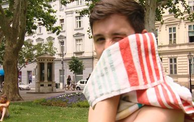 Vrućina u Zagrebu (Footo: Dnevnik.hr) - 1
