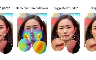 Primjer korištenja umjetne inteligencije za otkrivanje manipulacije fotografijom