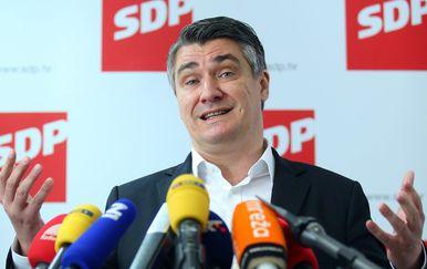 Zoran Milanović, arhiva (Foto: Jurica Galoic/PIXSELL)