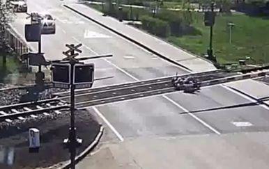 Nesreća (Foto: Screenshot)