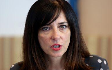 Ministrica Blaženka Divjak (Foto: Marko Prpic/PIXSELL)