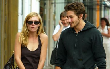 Jake Gyllenhaal i Kirsten Dunst (Foto: Getty Images)