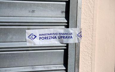 Porezna uprava (Foto: Dusko Jaramaz/PIXSELL)