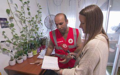 Mohamed Malikpour i Barbara Štrbac (Foto: Dnevnik.hr)