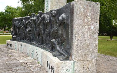 Spomenik NOB-u, Ilustracija (Foto: Nikola Cutuk/PIXSELL)