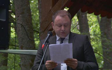 Ante Deur, izaslanik predsjednice Kolinda Grabar-Kitarović (Foto: Dnevnik.hr)