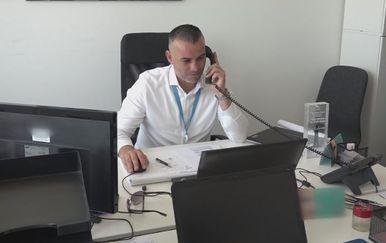 Mato Orlović, dopitnik nagrade najradnika projekta Mali svjetionik (Foto: Dnevnik.hr) - 2