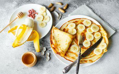 Banana je bolje voće za užinu nego za doručak