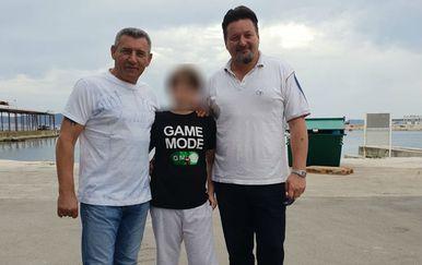 Lovro Kuščević s Antom Gotovinom (Foto: Facebook/Lovro Kuščević)