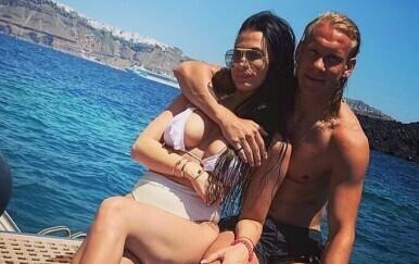 Ivana i Domagoj Vida (Foto: Instagram)