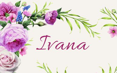 Ivane, između ostalog, imendan slave i 24. lipnja