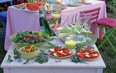 Ideje za ljetnu zabavu na balkonu ili terasi - 1