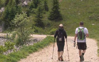 Početak turističke sezone znači i više akcija za pripadnike Hrvatske gorske službe spašavanja (Foto: Dnevnik.hr)