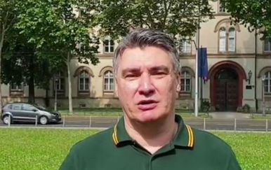 Zoran Milanović (Screenshot: Instagram)