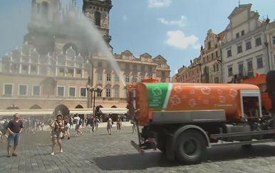 Europi prijeti toplinski udar (Foto: Dnevnik.hr)