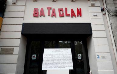Bataclan, pariz (Foto: Arhiva/AFP)