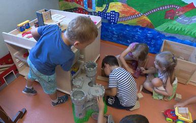 Djeca se igraju u vrtiću (Foto: Dnevnik.hr)