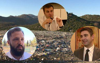 Borba oko odlagališta smeća u Pločama (Foto: Dnevnik.hr)