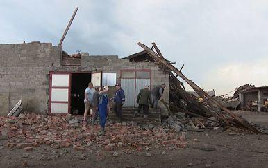 Oluja u Poljskoj - Sanacija štete - 6