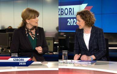 Karolina Vidović Krišto i Nina Obuljen Koržinek