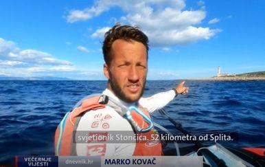 Marko Kovač završio otočnu odiseju - 2