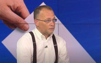 Zlatko Hasanbegović u Dnevniku Nove TV - 6
