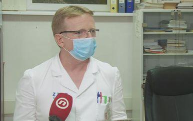 Tomislav Dijanić, epidemiolog ispostave ZJZ Đakovo