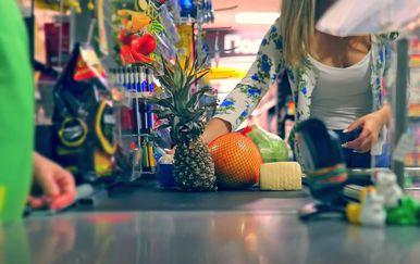 Kupnja namirnica