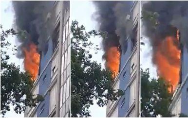 Požar u Trnskom