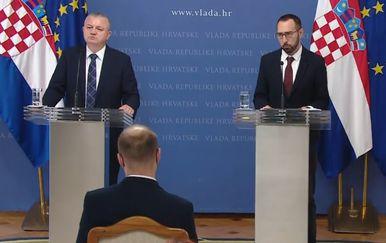 Darko Horvat i Tomislav Tomašević