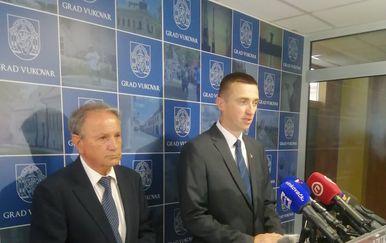 Željko Sabo i Ivan Penava